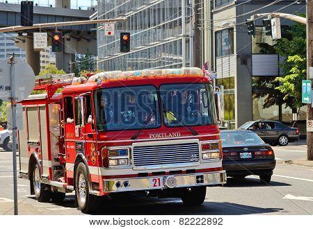 Portland Engine