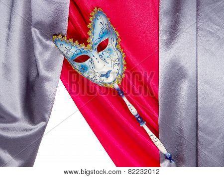 Carnival Mask And Fun