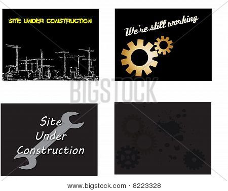 Construction Pages