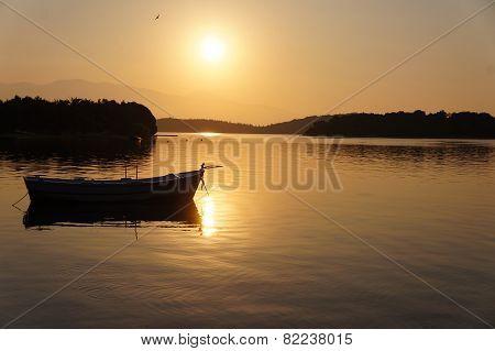 Morning in Nidri