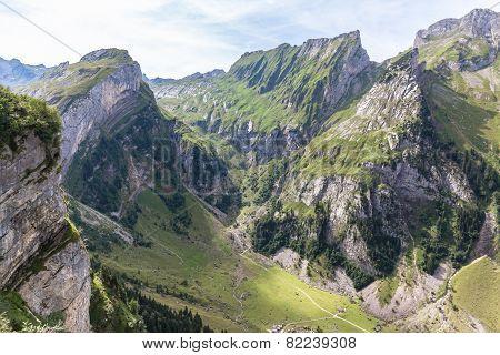 Alpstein Massif
