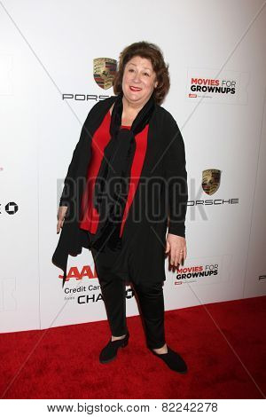 LOS ANGELES - FEB 2:  Margo Martindale at the AARP 14th Annual Movies For Grownups Awards Gala at a Beverly Wilshire Hotel on February 2, 2015 in Beverly Hills, CA