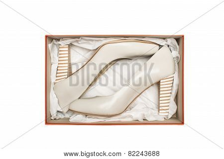 High Heel Shoes In Box