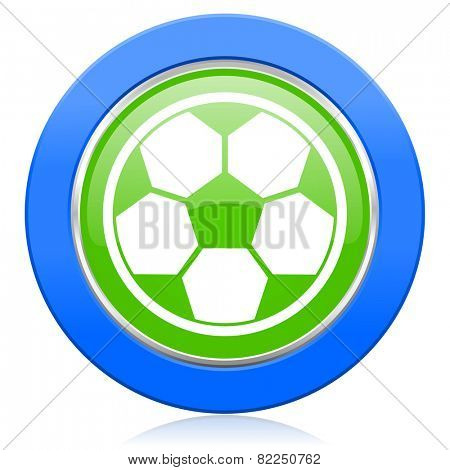 soccer icon football sign