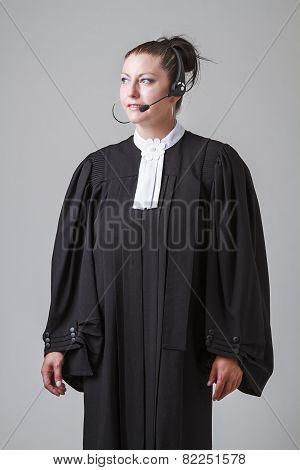Judicial Hotline