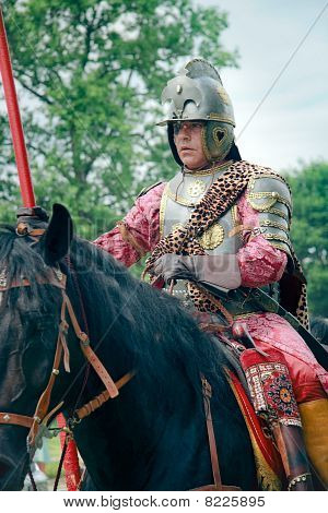 Hussar Cavalryman