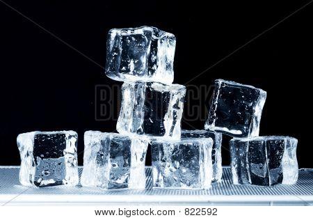 Ice on Tray