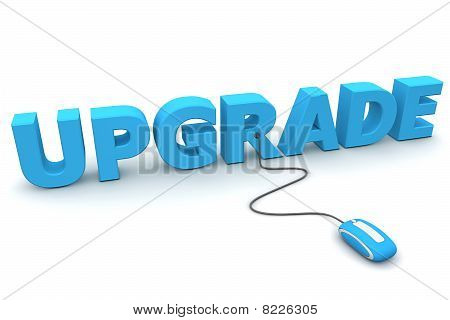 Browse The Upgrade - Blue