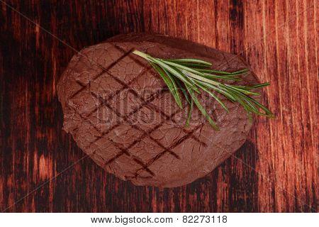 Steak.