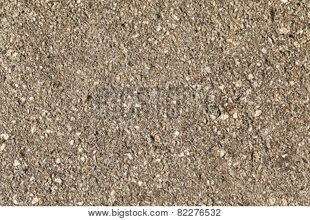 texture background of colored concrete road splinters