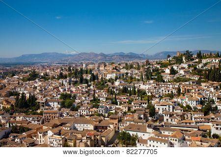 View Of Cordova, Spain