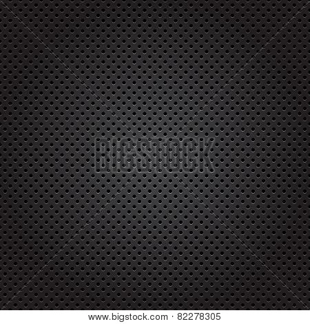 vector seamless illustration of speaker grill texture