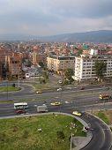 Bogota City poster