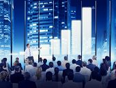pic of seminars  - Business People Growth Seminar Conference Meeting Training Concept - JPG