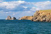 pic of siberia  - Baikal Lake situated in Siberia - JPG