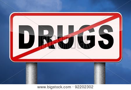 Stop Drug Addiction