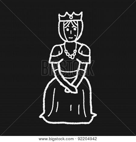 Queen Doodle