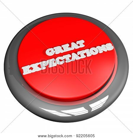 Great Expectations Button