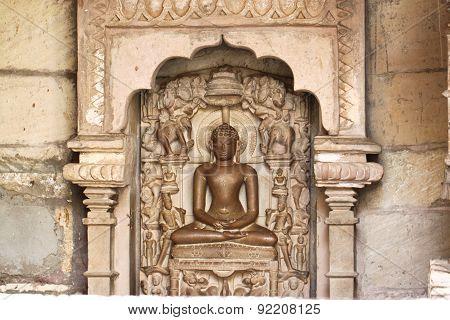 Khajuraho temples and their erotic sculptures, India