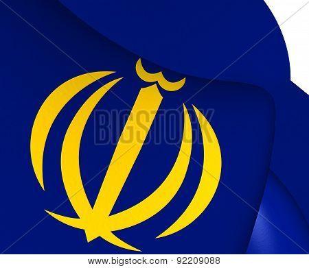Naval Jack Of Iran