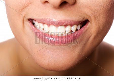 Girl's Smile