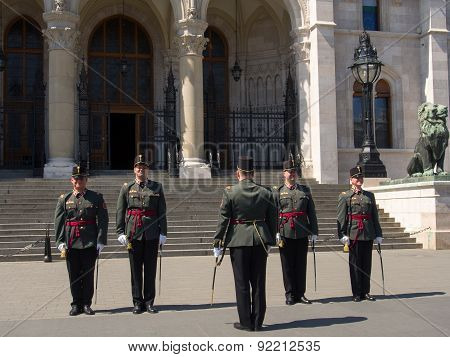 Military Guards
