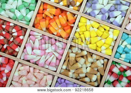 Colorful Assorted Candy