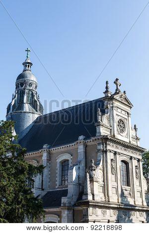 Blois's Church of Saint Vincent