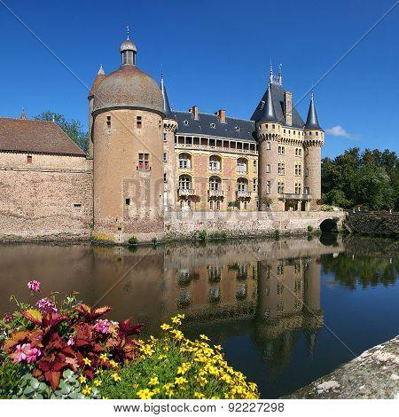 Castles Of France: Chateau De La Clayette