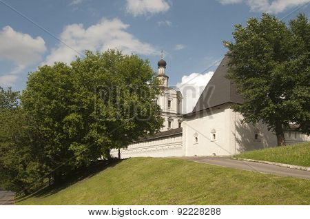 Andronikov Monastery Of The Saviour