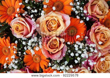 Vibrant Flower Bouquet
