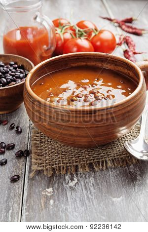 Soup With Red Bean