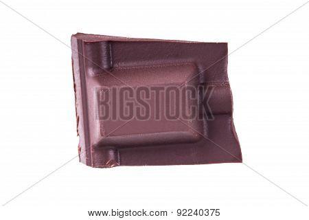 Broken Milk Chocolate Bar Piece