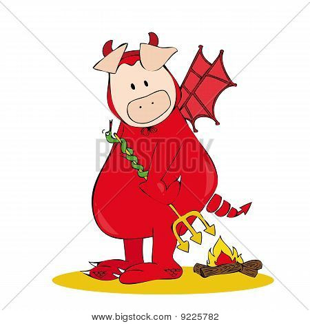 Devil Pig.