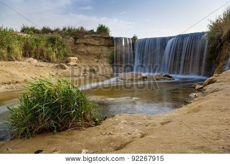Wadi El-rayan Waterfalls