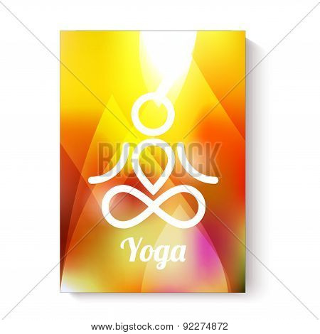 Yoga theme template