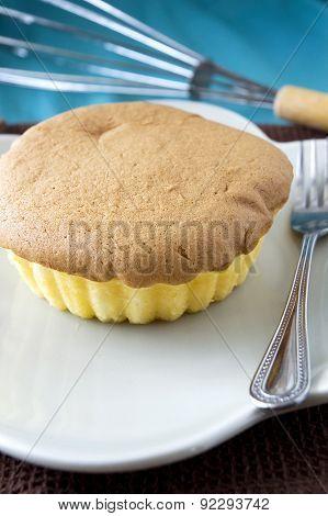 Delicious Sponge Butter Cake