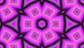 picture of kaleidoscope  - Seamless pattern with abstract motif like a kaleidoscope - JPG