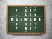 picture of malware  - Security concept - JPG