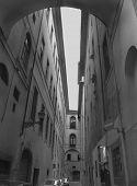 Medieval Street. poster