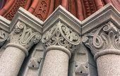 pic of burlington  - Corinthian Greek Columns  - JPG