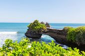 picture of tanah  - Tanah Lot Temple - JPG
