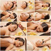 stock photo of thai massage  - beauty - JPG