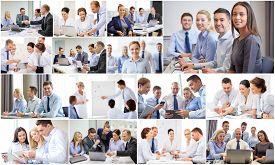 image of latin people  - success concept  - JPG