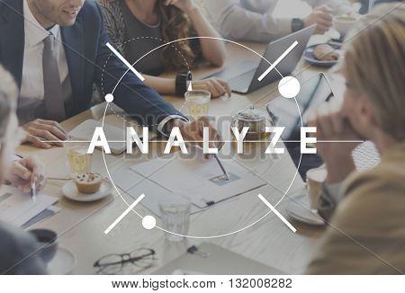 Analyze Insight Information Understand Concept