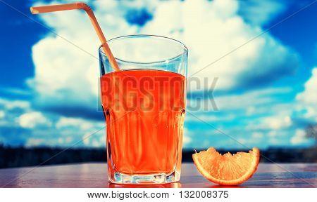 Orange Juice, Juice, Orange.