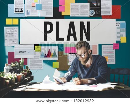 Plan Planning Operations Process Solution Vision Concept