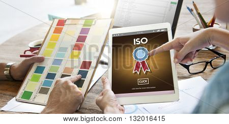 ISO International Standards Organization Quality Concept