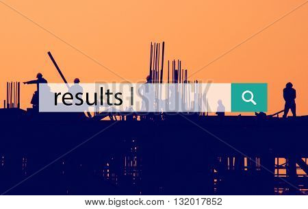 Results Progress Productivity Efficiency Evaluate Concept
