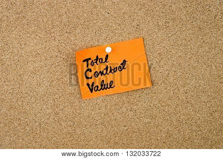 Business Acronym Tcv Total Contract Value